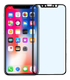 PAVOSCREEN iPhone X anti blue light glass black