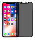 PAVOSCREEN iPhone X anti spy glass black