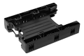 "ICY DOCK 2x 2.5"" in 1x 3.5"" internal bracket black incl cables"