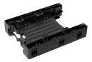 """ICY DOCK 2x 2.5"""" in 1x 3.5"""" internal bracket black incl cables"""