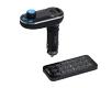 TECHNAXX FM Transmitter,  Bluetooth 4.0, USB, with remote control, 87.5