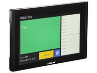 BLACK BOX IN-SESSION Room Scheduler (RS-TOUCH12-W)