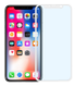 PAVOSCREEN 3D anti blue light glass for iPhone X, 9H hardness, white