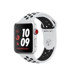 APPLE Watch3 Nike Cell. 42mm Alu Sp. sr | MQME2ZD/A (MQME2ZD/A)