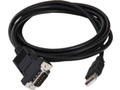 Nordic ID RF6X1 configuration cable: 2m