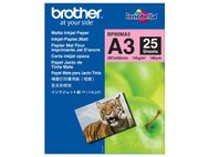 BROTHER Paper/ Photo Matte A3 145g/m2 (BP60MA3)