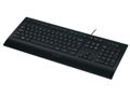 LOGITECH K280e corded Keyboard USB black for Business (PAN)