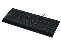 LOGITECH Corded Keyboard K280e (PAN) OEM (920-005216)