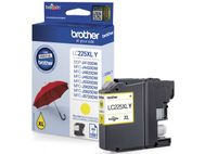 BROTHER LC225XLY ink cartridge yellow (LC225XLY)