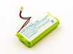 MICROBATTERY 1.7Wh Cordless Phone Battery