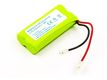 MICROBATTERY 1.3Wh Cordless Phone Battery