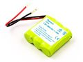 MICROBATTERY 1.1Wh Cordless Phone Battery