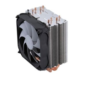 FSP/Fortron Fortron CPU Cooler 4 Heat-Pipe AC 401-4 PIPES (POO0000001)