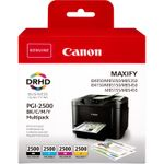 Canon Ink/ PGI-2500 Cartridge CMYK
