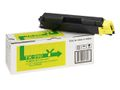 KYOCERA Yellow Toner Kit (TK-590Y)