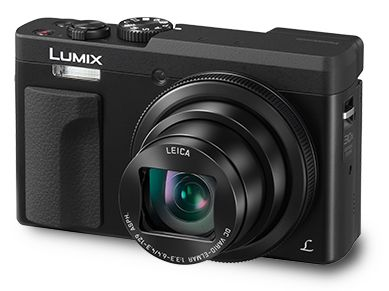 PANASONIC Lumix DMC-TZ90 black F-FEEDS (DMC-TZ90EG-K)