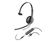 "PLANTRONICS ""BLACKWIRE 315.1-M, MONO HEADSE"" (204440-01)"