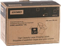 DYMO Shipping 102x59mm (2 rolls). (S0947420)