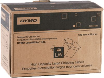 DYMO Shipping labels (S0947420)
