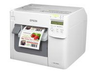 EPSON TM-C3500, USB, Ethernet, White (C31CD54012CD)