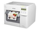 Epson TM-C3500, USB, Ethernet, White