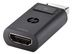 HP DisplayPort till HDMI 1.4-adapter