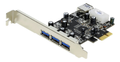 ST LAB PCI Express USB3.0(3+1) Ports