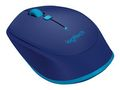 LOGITECH BLUETOOTH MOUSE M535-BLUE  IN