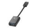 HP USB-C TO USB 3.0 ADAPTER F/ DEDICATED HP TABLETS