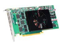MATROX C900 GRAPHICS CARD SINGLE-SLOT PCI EXPRESS X16      IN CTLR (C900-E4GBF)