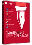 COREL UPG WORDPERFECT OFFICE X8 PRO SINGLE USER EN/FR IN (LCWPX8PROMLUG1)