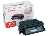 CANON EP-52 toner cartridge black standard capacity 10.000 pages 1-pack (3839A003)