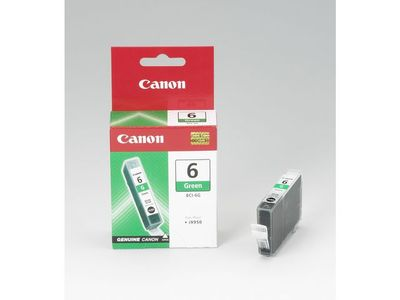 CANON BCI-6G ink cartridge green standard capacity 13ml 1-pack (9473A002)