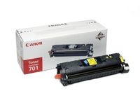 CANON 701 toner cartridge yellow standard capacity 4.000 pages 1-pack (9284A003)
