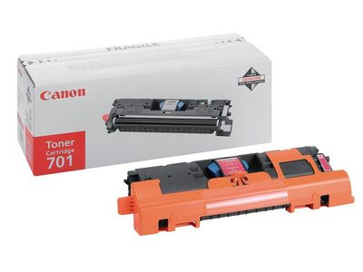 CANON 701 toner cartridge magenta standard capacity 4.000 pages 1-pack (9285A003)