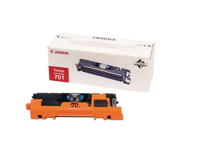 CANON 701 toner cartridge black standard capacity 4.000 pages 1-pack (9287A003)