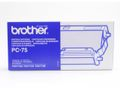 BROTHER Ribbon+Cartridge 144 Pages For FAXT104/ T106