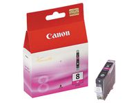 CANON CLI-8M ink cartridge magenta standard capacity 13ml 1-pack (0622B001)