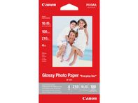 GP-501 Glossy Photo Papir A4, 100ark