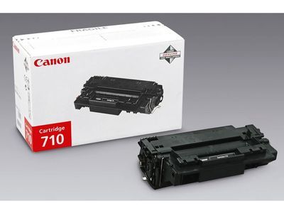 CANON 710 toner cartridge black low capacity 6.000 pages 1-pack (0985B001)