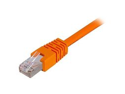 Deltaco UTP Cat.6 patchkabel 3m, orange (TP-63-OR)