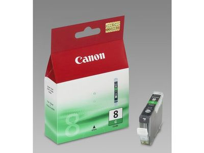 CANON CLI-8G ink cartridge green standard capacity 13ml 5.840 pages 1-pack (0627B001)