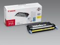 CANON 711 toner cartridge yellow standard capacity 6.000 pages 1-pack