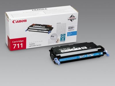 CANON 711 toner cyan standard capacity 6.000 pages 1-pack (1659B002)
