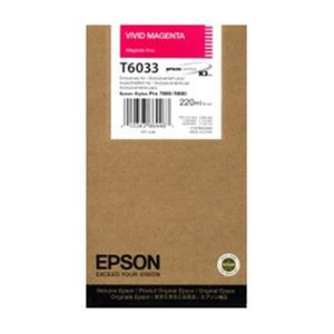 EPSON Vivid Magenta Ink Cartridge 220 ml  (C13T603300)
