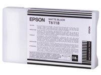 Matte Black Ink Cartridge 110 ml