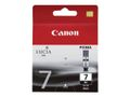 CANON PGI-7BK ink cartridge black high capacity 565 pages 1-pack