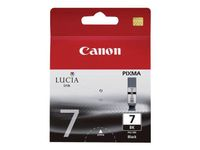 CANON PGI-7BK ink cartridge black high capacity 565 pages 1-pack (2444B001)