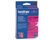 BROTHER ink magenta standard size (LC1100M)