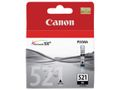 CANON CLI-521B ink cartridge black standard capacity 9ml 2.370 pages 1-pack